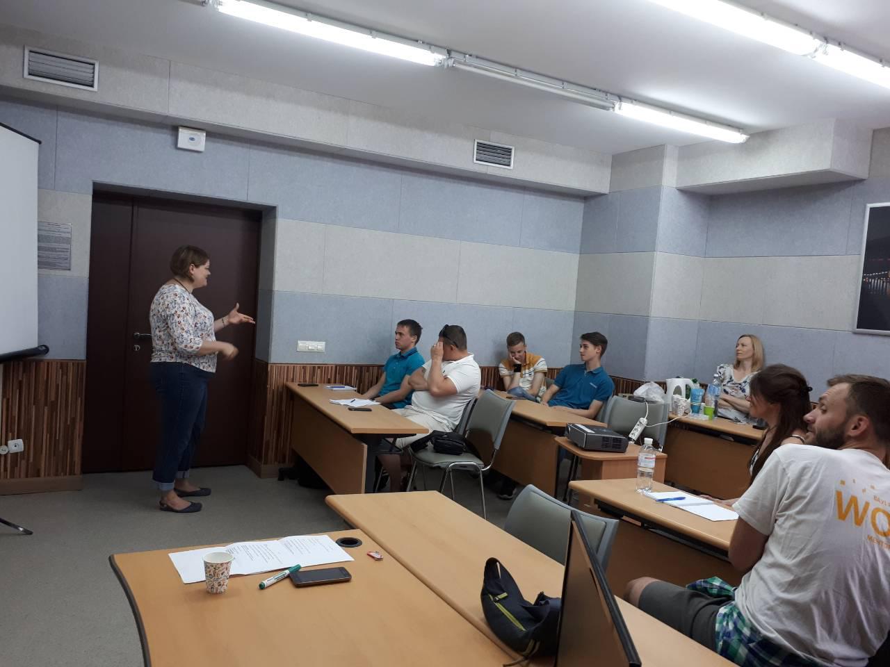 безкоштовний курс англійської в університеті україна